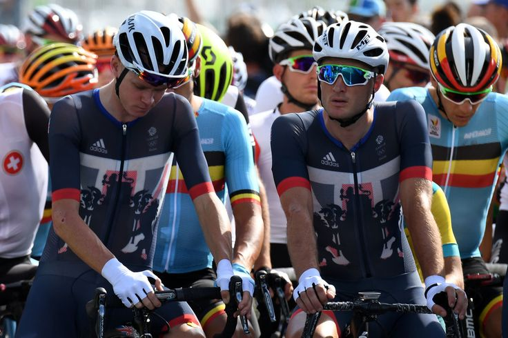 DAY 1:  Cycling - Men's Road - Team Great Britain