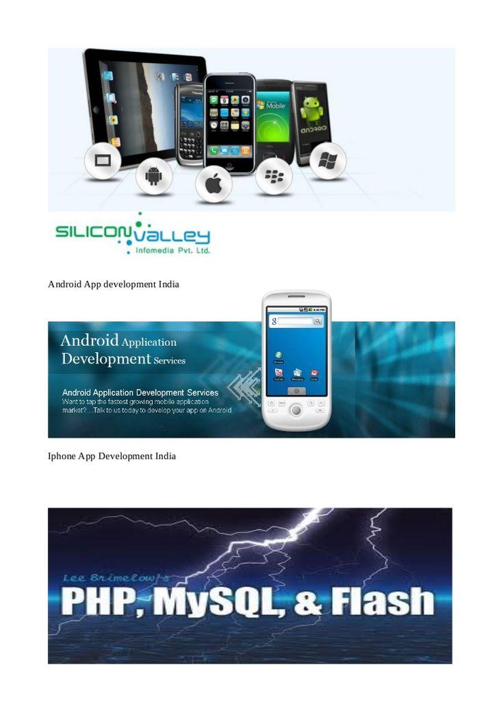 IPhone App Developmenti india www.siliconinfo.com