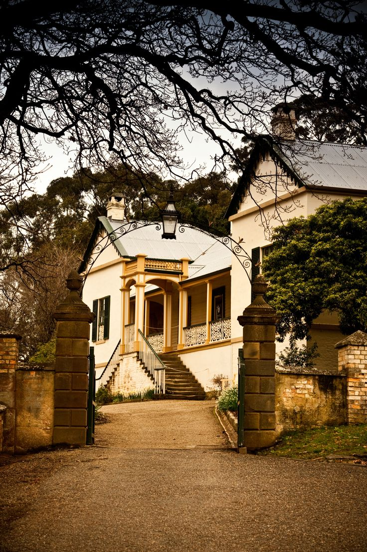 The Commandant's Residence. Photograph by Alistair Bett, (c)PAHSMA