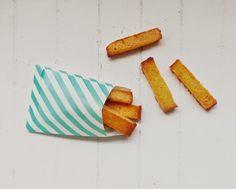 Thuis is waar je hart ligt: Traktatie: Stressloze cake frietjes