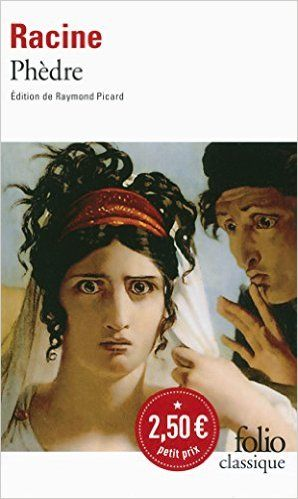 Amazon.fr - Phèdre - Jean Racine, Raymond Picard - Livres