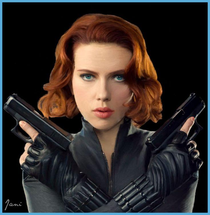 Hot Pussy Widow