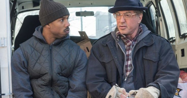 Over 40 'Creed' Photos Bring Rocky Back to the Ring -- Michael B. Jordan gets in the ring, with Sylvester Stallone training him every step of the way in new photos from the 'Rocky' spinoff 'Creed'. -- http://movieweb.com/creed-movie-photos-rocky-spinoff-stallone/