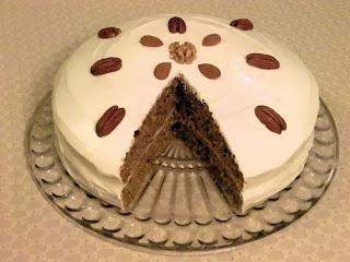 Hummingbird cake - Torta di noci, banane, cocco, ananas e cannella