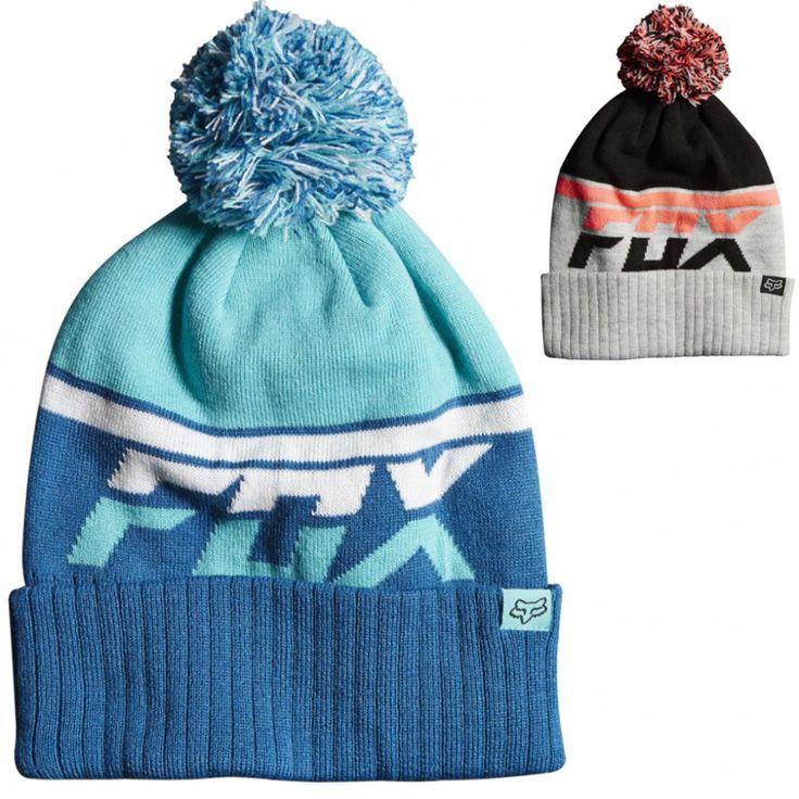 Fox Racing Rize Women's Ladies Hat Cap Beanie