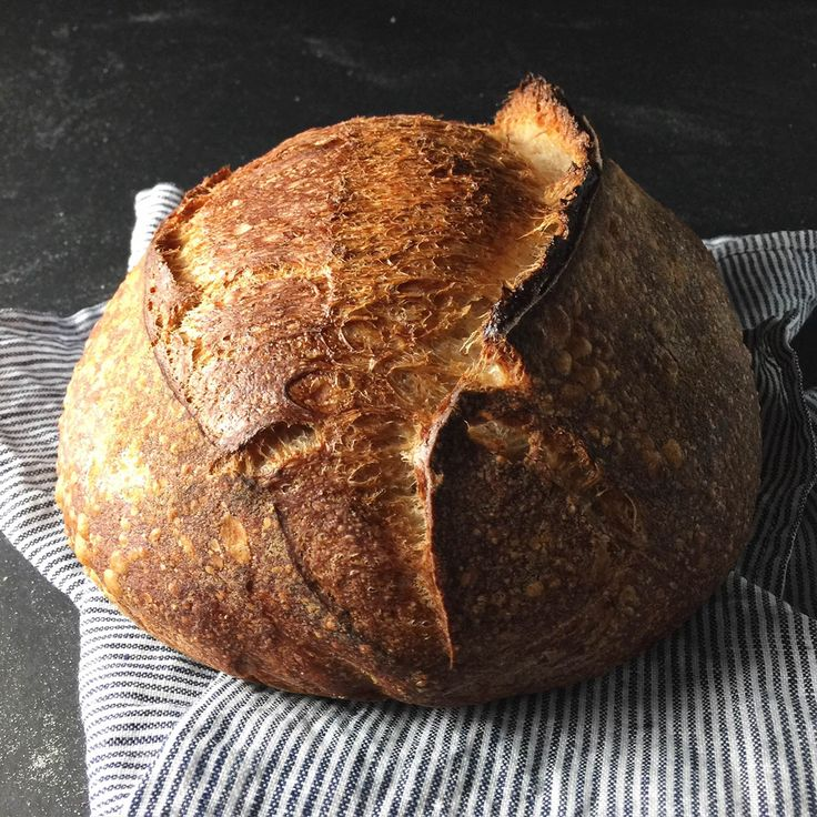 Learn how baking with steam in your home oven will create wonderful sourdough bread with a high rise, crisp crust and excellent taste!