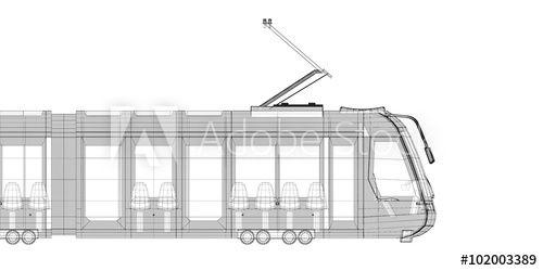 tram, tram, streetcar