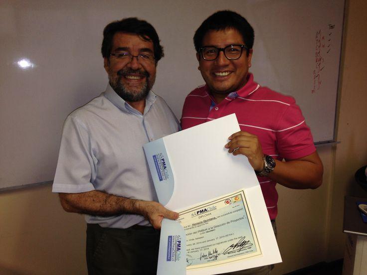 Felicitaciones Horacio Quintana!!!