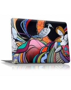 "Abstracto por Sam Flores. Skin para laptop 13.3"" &14.1"" y para Macbook & Macbook Air 13.3"""