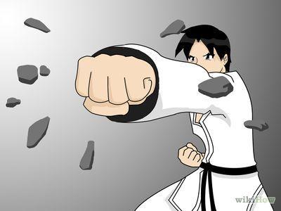 """Hoe kan je """"IJzeren vuist"""" Kung Fu trainen -- via wikiHow.com"""