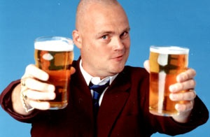 Go see Al Murray live in England