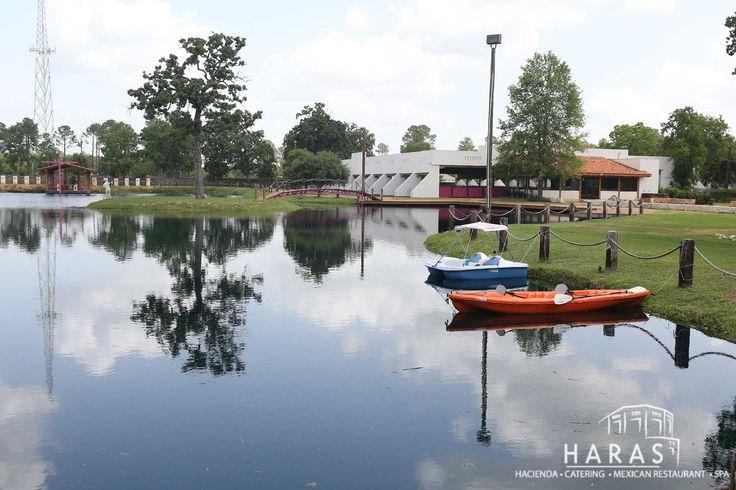 Lake Haras Hacienda Magnolia Texas