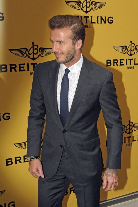 25 best ideas about david beckham suit on pinterest beckham suit david beckham clothing and for Celebrity wearing breitling