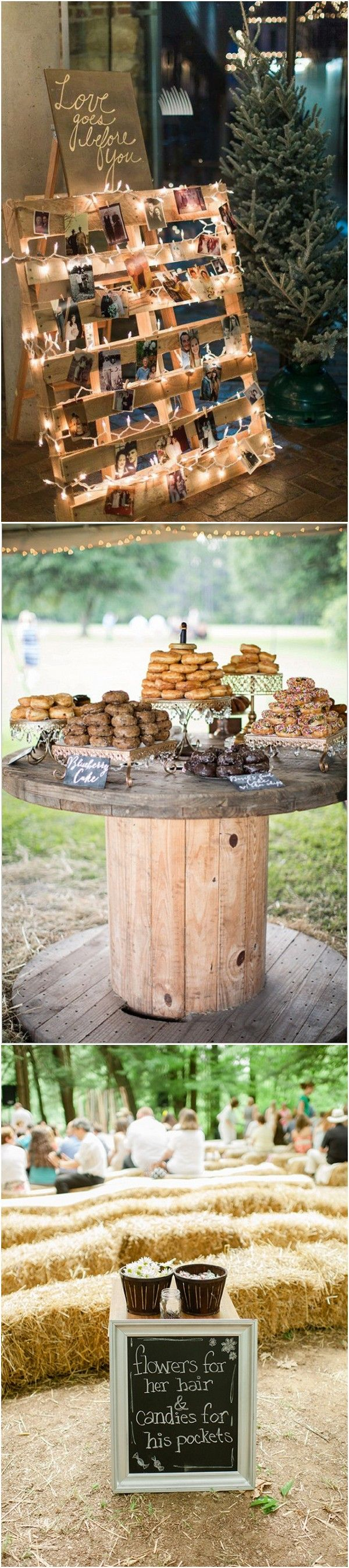 chic rustic boho wedding ideas #wedding #weddingideas #bohowedding