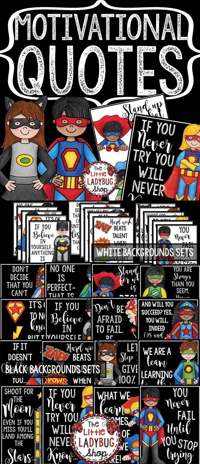 Classroom Decoration Superhero ~ Superhero classroom theme motivational posters growth
