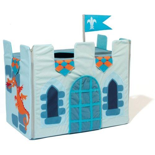 le rangement ch teau fort oxybul pour enfant de 1 an et demi 5 ans oxybul veil et jeux. Black Bedroom Furniture Sets. Home Design Ideas