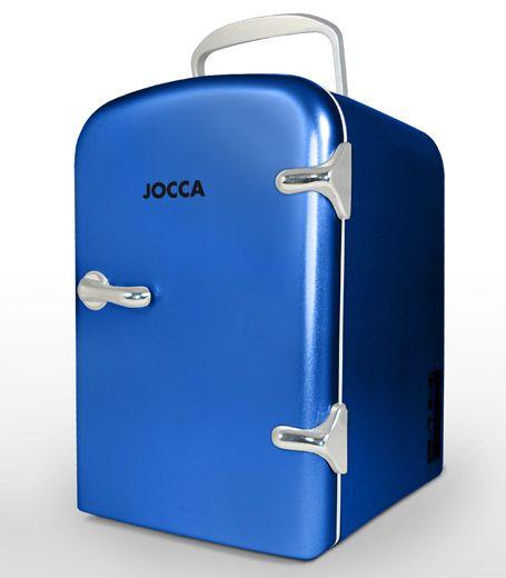 Si vas a pasar un día al aire libre, si vas de acampada, si vas de viaje, vayas don de vayas, conserva frías tus bebidas y alimentos.  Mirar que mini nevera... una monada! http://www.qualimail.es/nevera-portatil-mini-nevera-azul.html?utm_source=acampadas&utm_medium=acampadas&utm_campaign=redes%20sociales