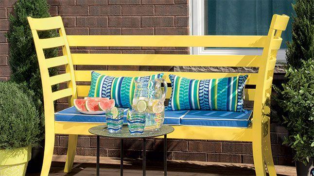 17 best images about jardin on pinterest decks outdoor for Table exterieur oxford