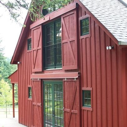 244 Best Post And Beam Barns Images On Pinterest Horse Stalls