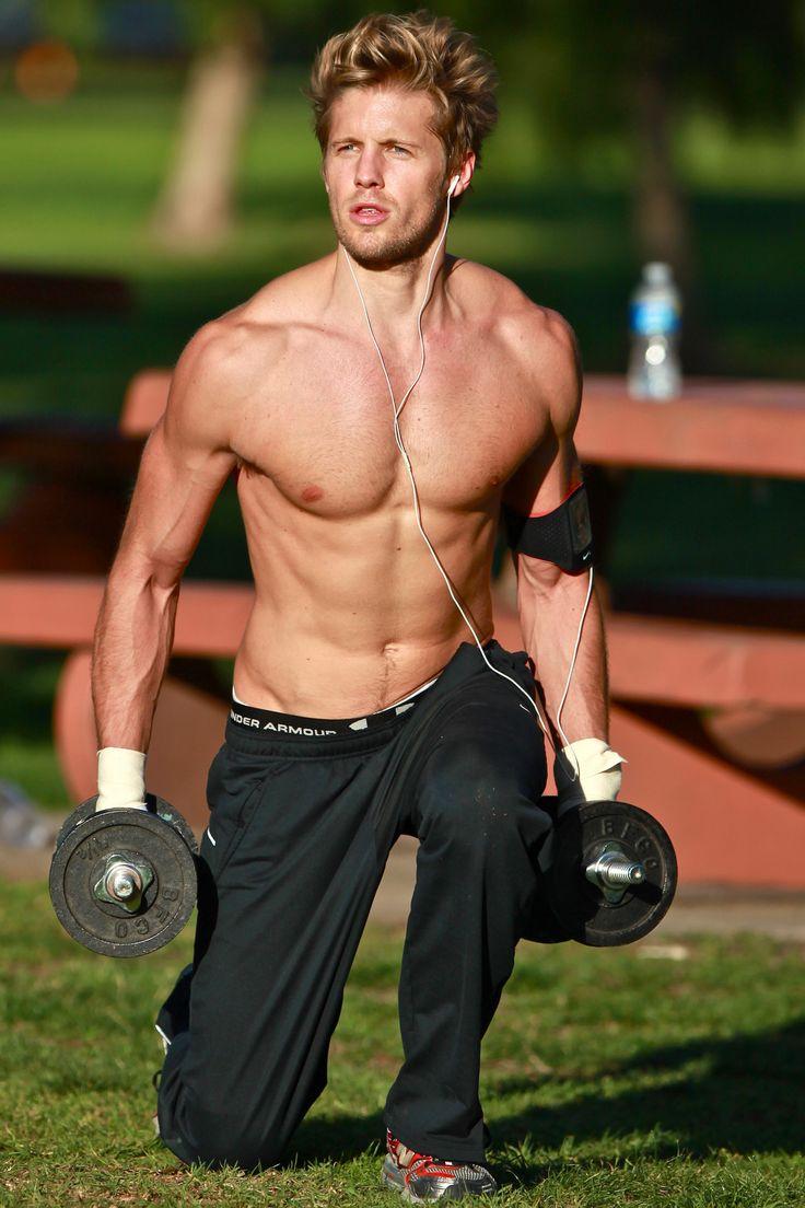 Matt Barr stayin' hot!