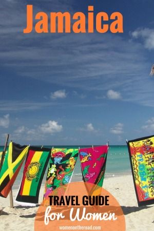 Jamaica for Solo Travelers: How Safe Is It? / solo travel / travel safety / Jamaica travel