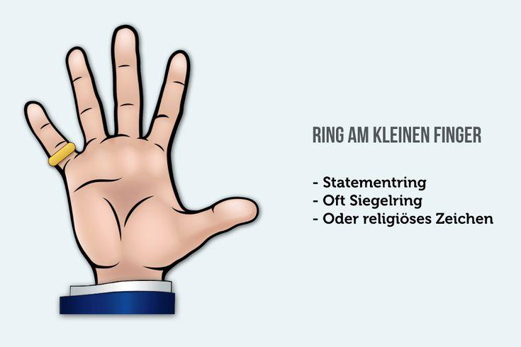RingKnigge Welcher Finger hat welche Bedeutung  Cooles