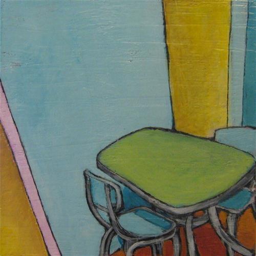 Their Talking Table - Kristina Davidson