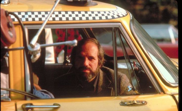Brian De Palma behind the scenes of Dressed to Kill (1980)