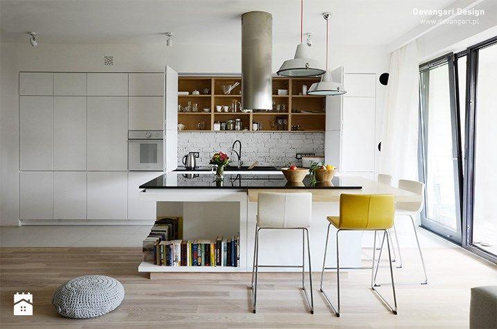 Kuchnia styl Skandynawski - zdjęcie od Devangari Design - Kuchnia - Styl Skandynawski - Devangari Design