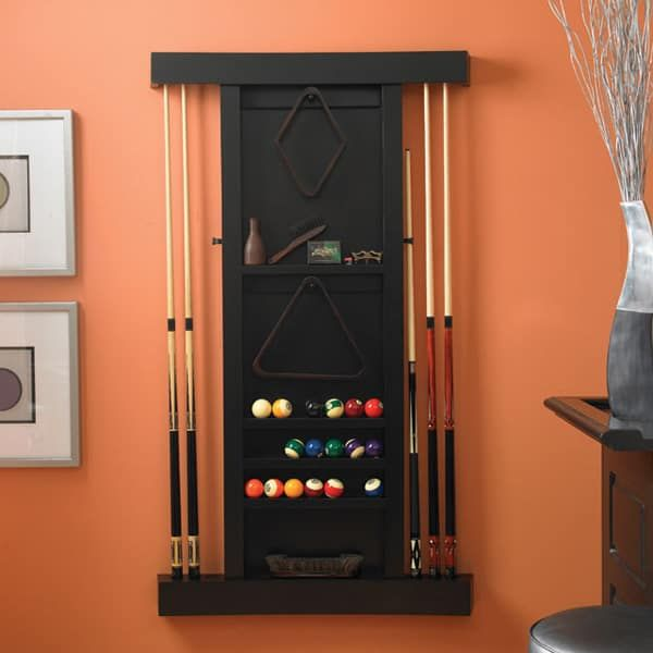 Family Leisure offers the largest selection of pool table accessory racks, including the Lunar Accessory Rack by American Heritage. Pool Table accessory racks on sale now!
