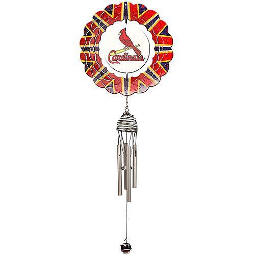 St Louis Cardinals Wind Chime Mlb Com Shop Cardinals