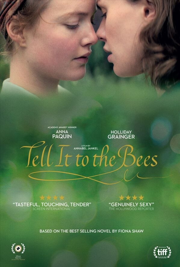 Tell It To The Bees : Paquin, Holliday, Grainger, (2018), Movies, Online,, Online, Free,