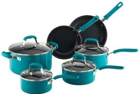 9 days left Enter to Win a Guy Fieri 10-piece Cookware Set #giveaway @MaxwellsAttic http://swee.ps/QFQrlOvB