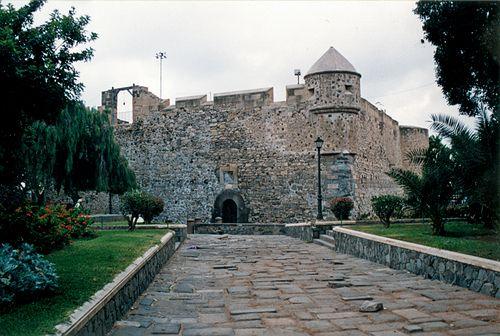 Castillo de la Luz (Las Palmas de Gran Canaria)
