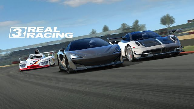 Pin On Real Racing 3 Mod Apk Unlimited Money V8 3 2
