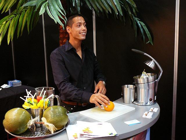 Fresh Juice Bar @ Dealer