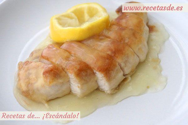 Haz en casa la famosa receta de pollo al limón de los restaurantes chinos. Muy fácil, rapidísima y sabrosa! Acompaña con una guarnición de arroz y triunfa