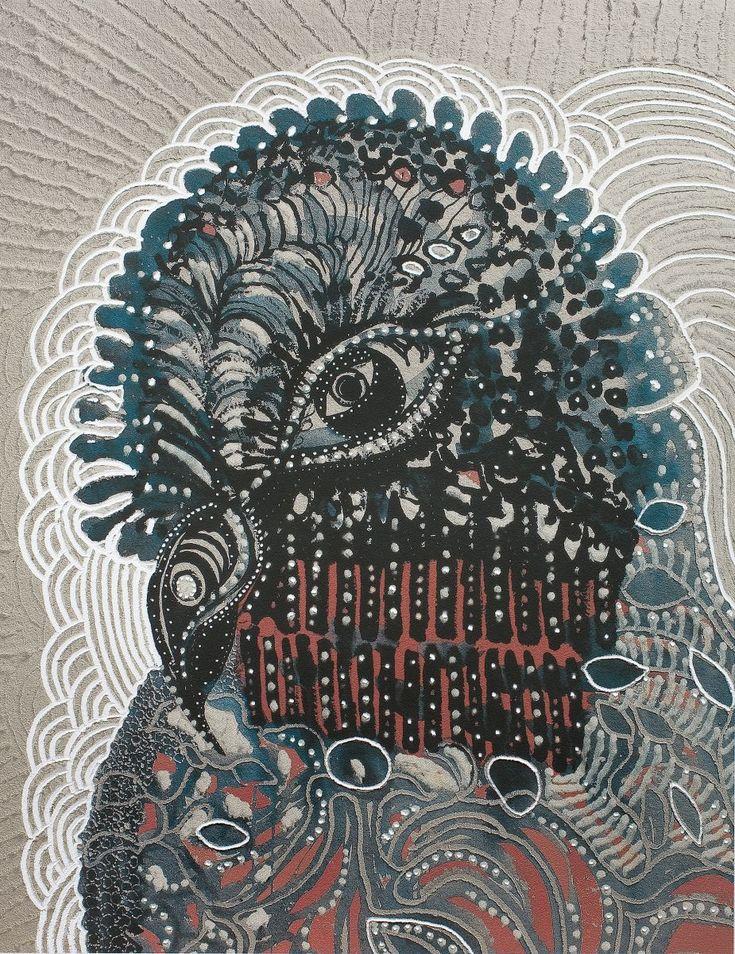 Arthouse Gallery / Stockroom / Joshua Yeldham / Bird of Paradise (5/28)