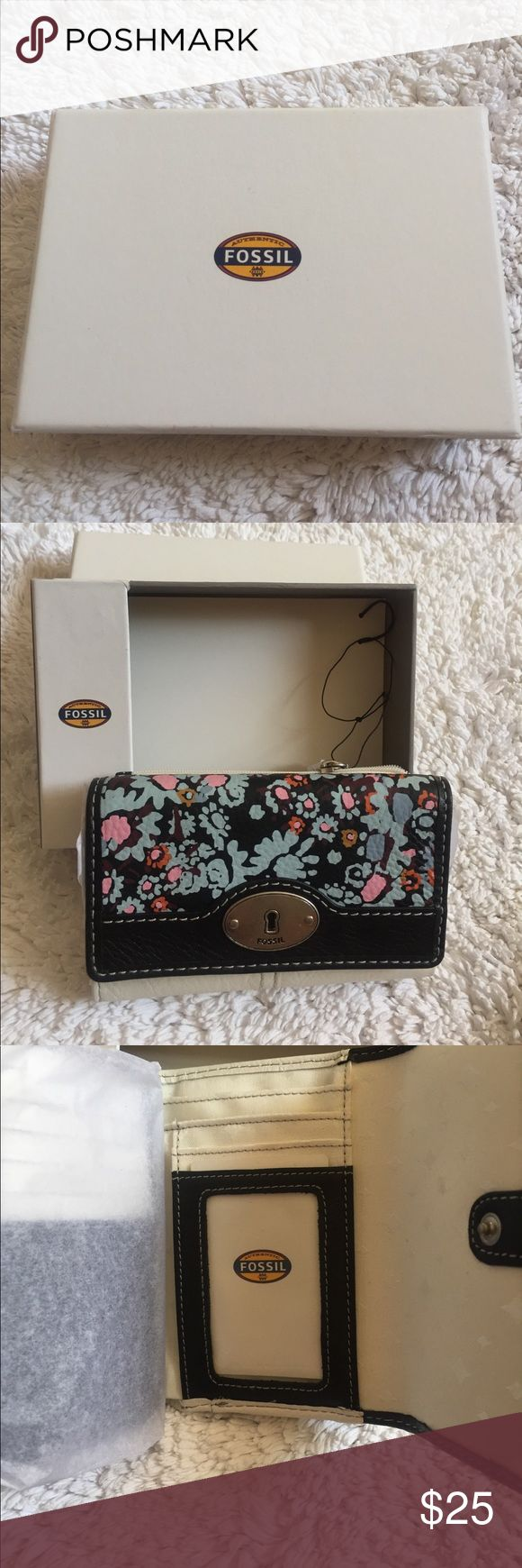 Fossil wallet women's New fossil Fossil Bags Wallets