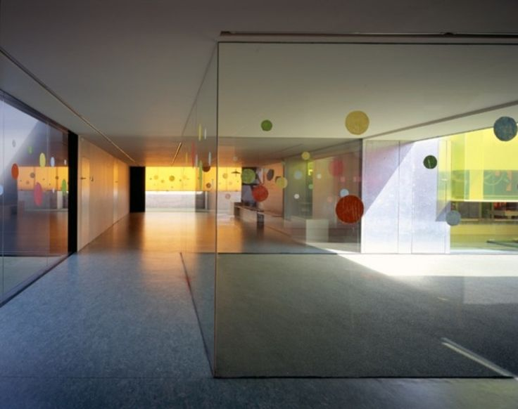 gallery of uels colorsu rcr arquitectes