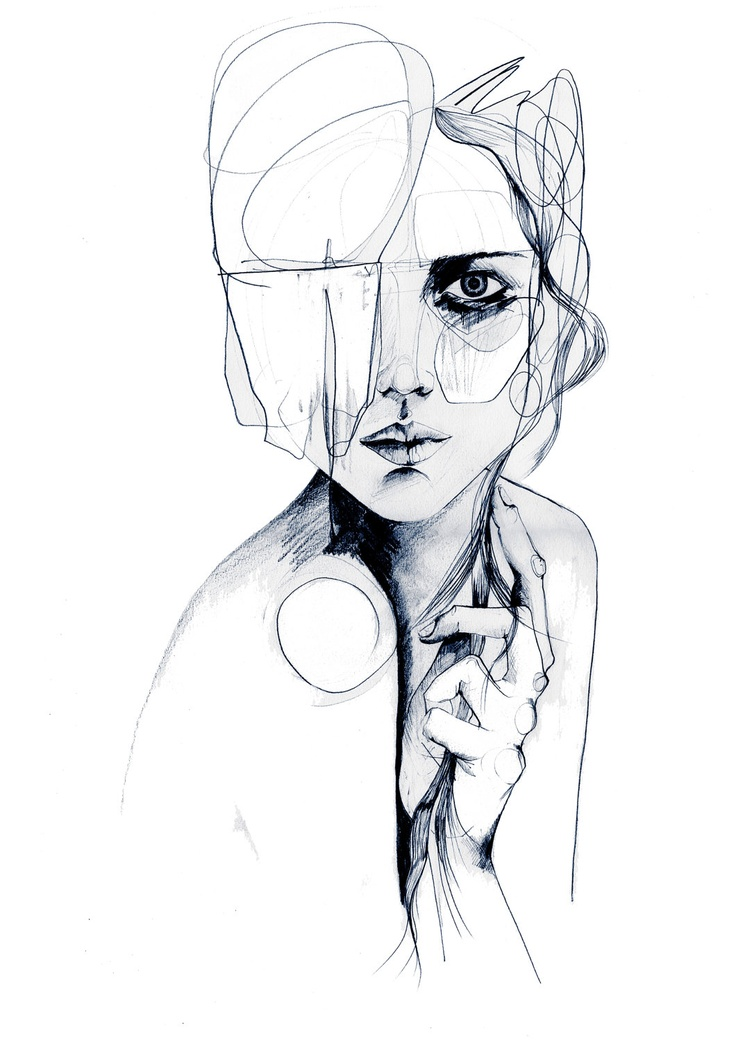 Sketch V // Holly Sharpe