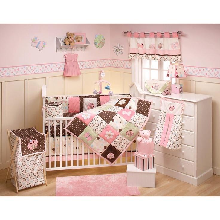 Bababy Crib Bedding Set