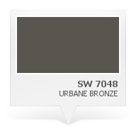 Sw 7048 urbane bronze sherwin williams paint color sistema colors