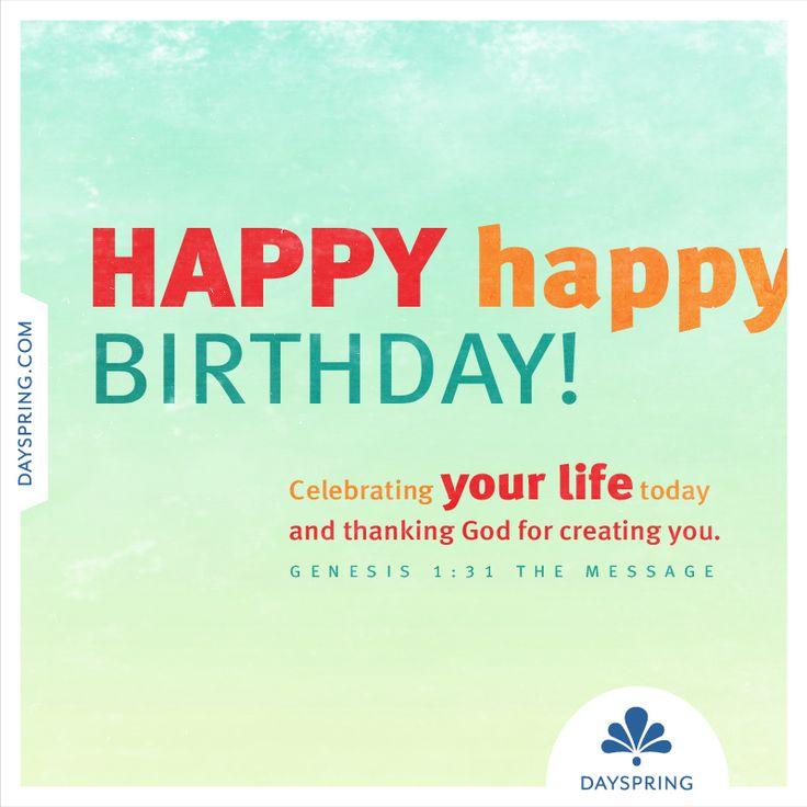 Happy Birthday Quotes, Happy Birthday