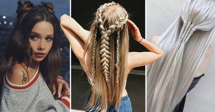 Peinados fáciles para salir