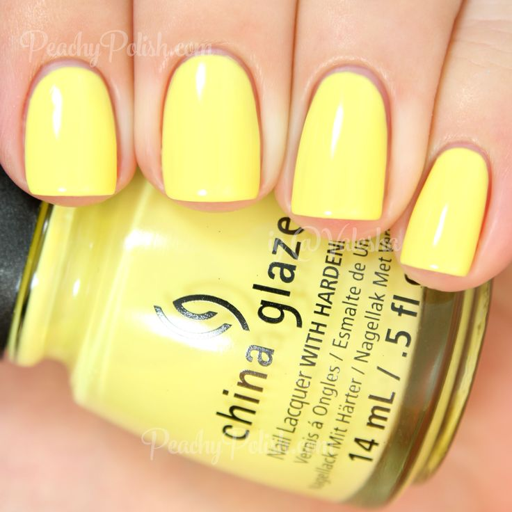 China Glaze Sun Upon My Skin | Summer 2014 Off Shore Collection | Peachy Polish
