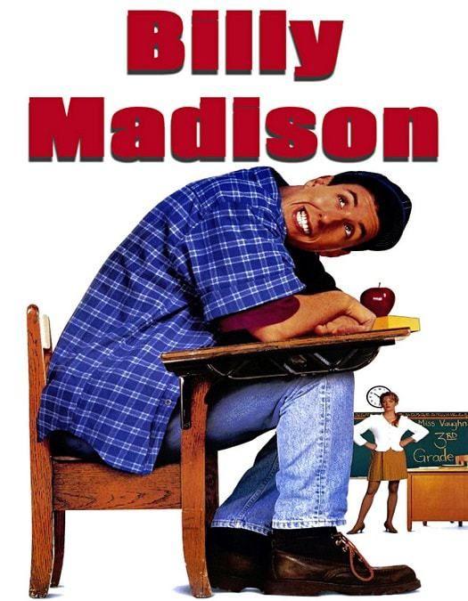 Billy Madison - Um Herdeiro Bobalhão Dublado