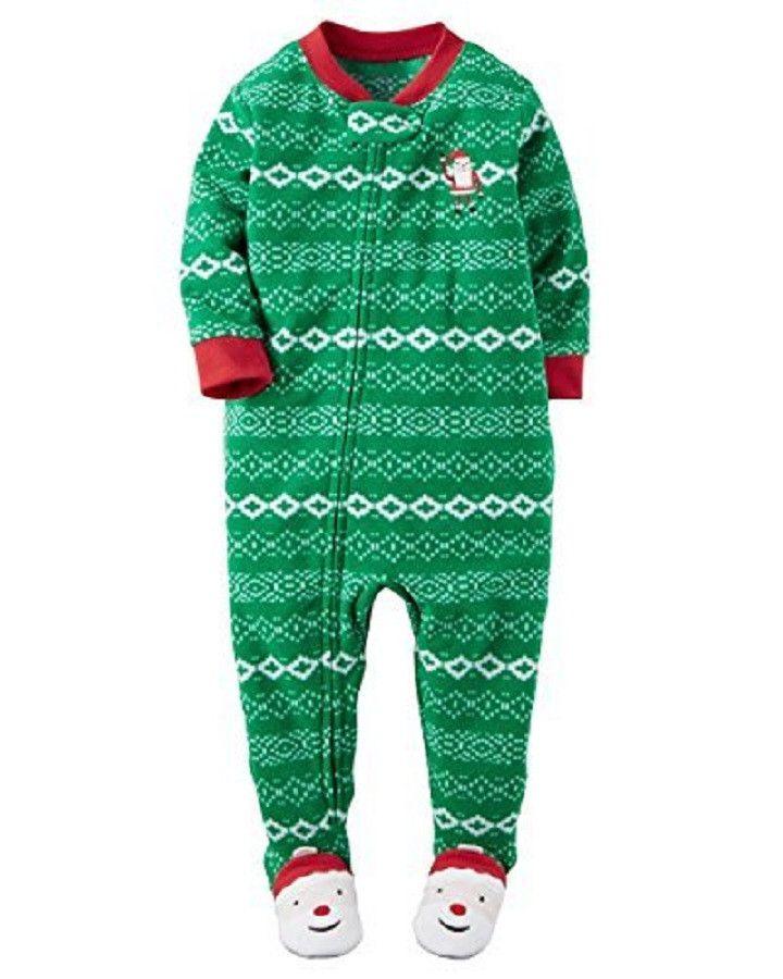 Boys Size 12 Christmas Pajamas - Breeze Clothing