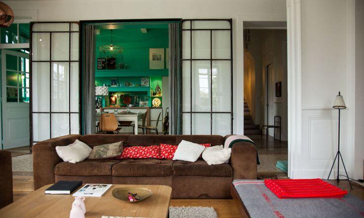 Best 25 home salon ideas on pinterest tea station for 16 image the family salon