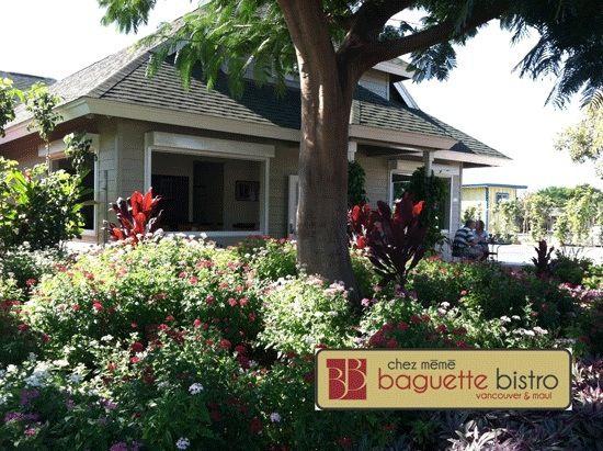 Chez Meme Baguette Bistro – My New Favorite Place To Eat in Kihei, Maui  Mahalo Liza Pierce A Maui Blog